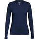 super.natural Base LS 175 Intimo parte superiore Donna blu